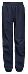 Jack Wolfskin przeciwdeszczowe spodnie chłopięce Rainy Days Pants Kids 1607761, 140 ciemnoniebieskie