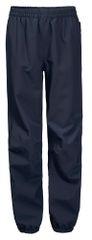 Jack Wolfskin przeciwdeszczowe spodnie chłopięce Rainy Days Pants Kids 1607761, 128 ciemnoniebieskie