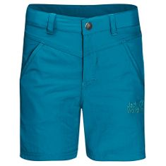 Jack Wolfskin Fiú rövidnadrág Sun Shorts Kids 1605613, 104, kék