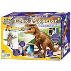 Brainstorm Toys T-Rex projektor a hlídač pokojíčku