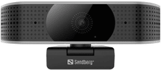 Sandberg Webcam Pro Elite 4K UHD (134-28)