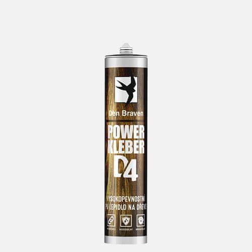 Den Braven POWER KLEBER , kartuše 300 ml