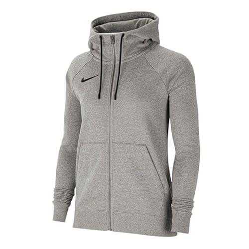 Nike Park, Park   CW6955-063   DK SZÜRKE FŰTŐ / FEKETE / FEKETE M