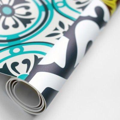 Kobercomat Módne vinylový koberec oval