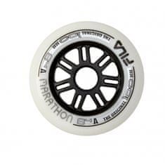 FILA Kolečka Fila Wheels Set White (6ks), 84A, 100