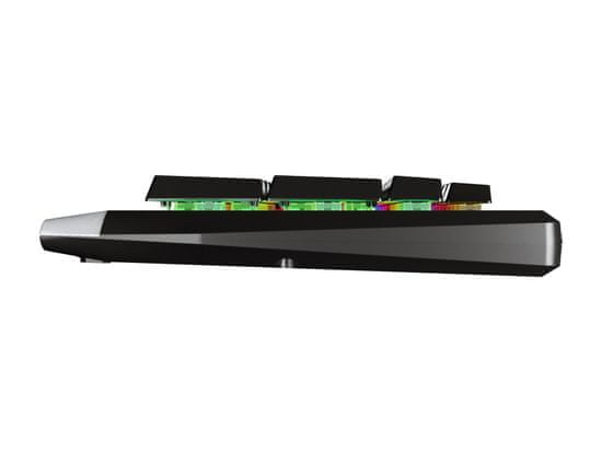 Genesis Rhod 300 RGB gaming tipkovnica, membranska, Anti-Ghosting, US