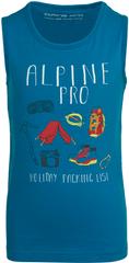 ALPINE PRO Majica Onolo 92-98