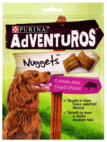 Adventuros Nuggets 6 x 90 g