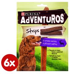 Adventuros ADVENTUROS Strips 6 x 90g