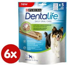 DentaLife MEDIUM 6 x 115 g – 30 tyčinek