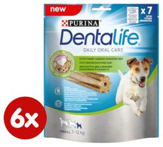 Purina DentaLife – SMALL 6 x 115g