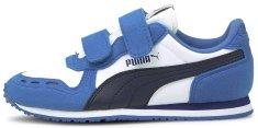 Puma Cabana Racer SL V PS fantovske superge, modre, 34,5