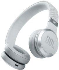 Live 460NC brezžične slušalke, bele