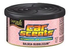 California Scents Vůně Car Scents kulatá Balboa Bubble Gum 42g
