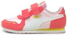 Puma Cabana Racer SL V PS dekliške superge, roza, 31,5
