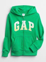 Gap Otroška Pulover Logo v-spr fshn fz XS