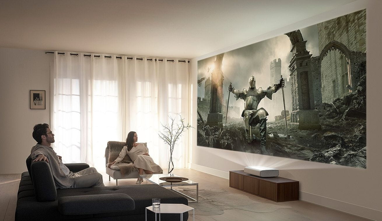 Philips TV 4K ambilight