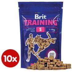 Brit przysmak dla psa Training Snack S - 10 x 200g