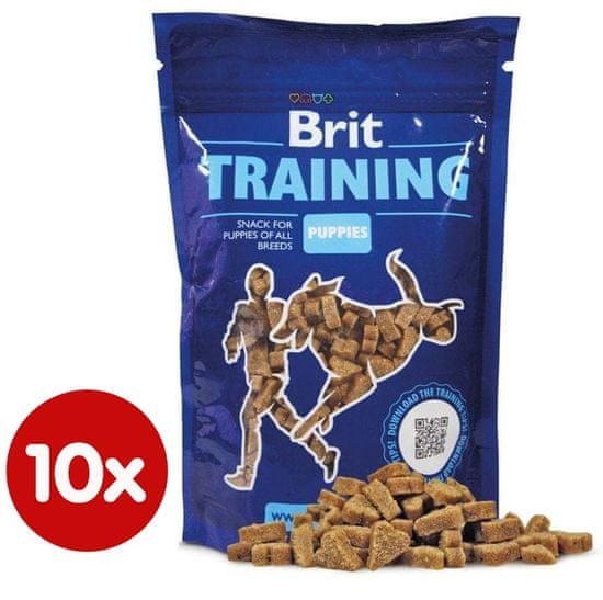 Brit przysmak dla szczeniąt Training Snack Puppies - 10 x 200g