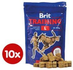 Brit przysmak dla psa Training Snack L - 10 x 200g