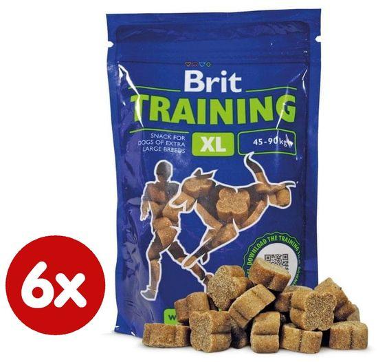 Brit przysmak dla psa Training Snack XL - 6 x 500g