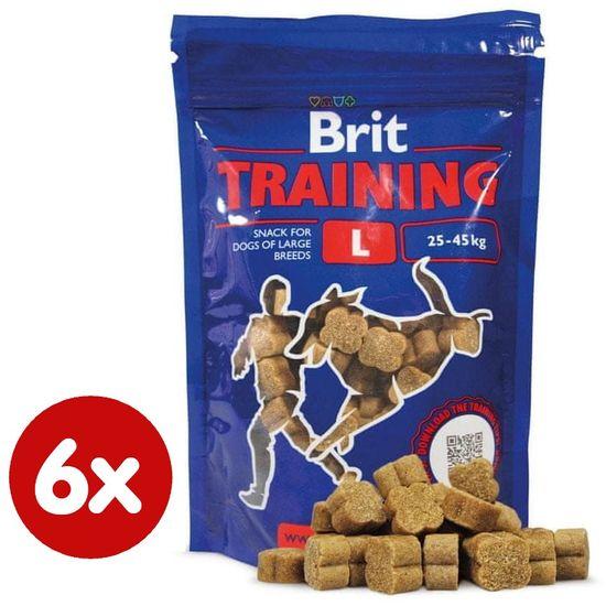 Brit przysmak dla psa Training Snack L - 6 x 500g