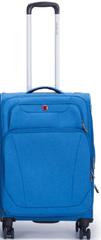 Swiss Příruční kufr Alpine Soft Blue