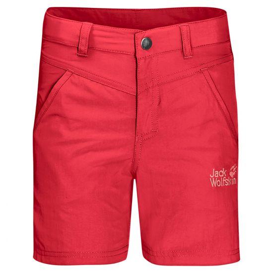 Jack Wolfskin dívčí kraťasy Sun Shorts Kids 1605613_1