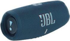 JBL Charge 5 brezžični Bluetooth zvočnik, moder