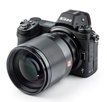 Viltrox Viltrox AF 85mm f/1.8 Z STM ED IF objektív pre Nikon Z-mount