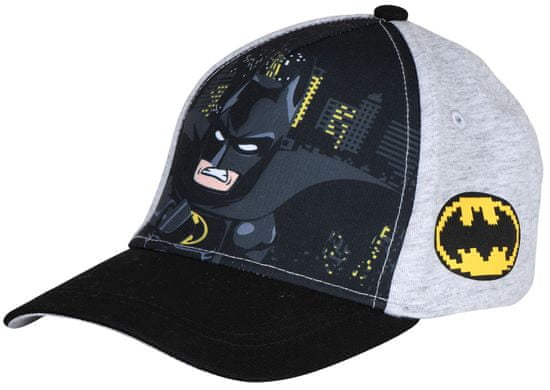 LEGO Wear Batman LW-12010067 fiú baseball sapka