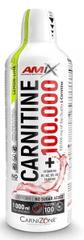 Amix Nutrition Carnitine 100.000 1000ml pomeranč