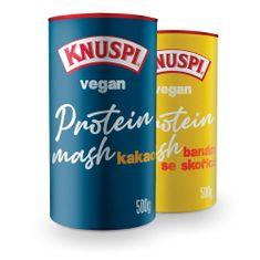 Prom-IN Knuspi vegan proteínová kaša 500g kakao