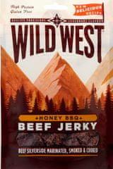 Wild West Hovädzie Jerky 25g original