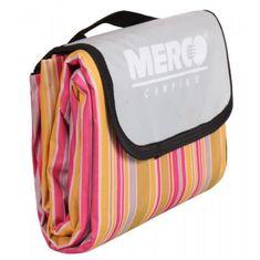 Merco Mild 200 odeja za piknik, oranžno-roza