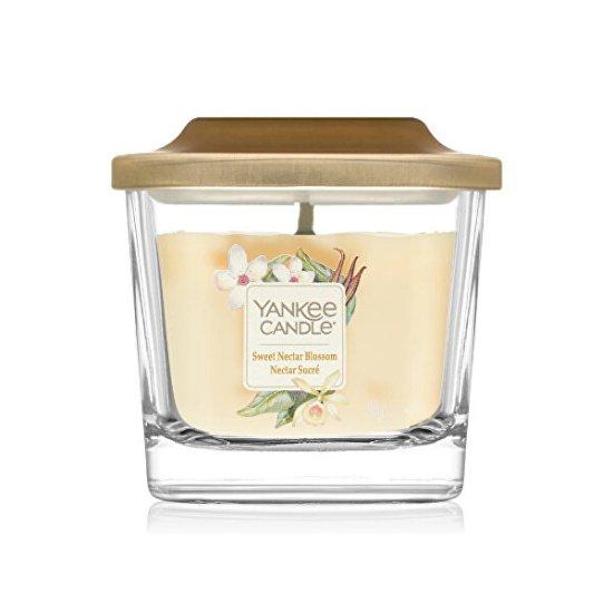 Yankee Candle Aromatična sveča majhen kvadrat sladkega nektarja 96 g
