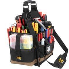 CLC Work Gear Elektrikářská a údržbářská taška na nářadí velká