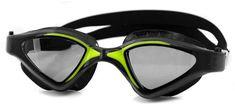 Aqua Speed Raptor plavalna očala, črna/zelena