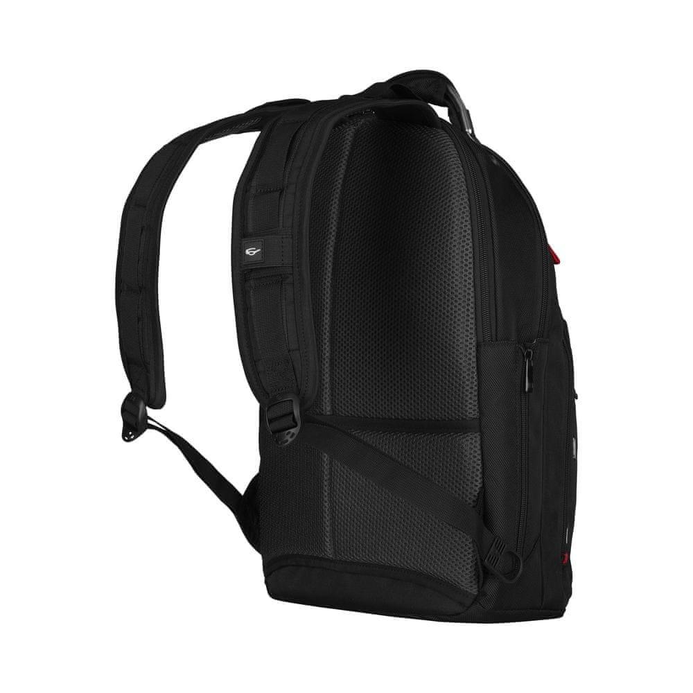 """Wenger Batoh Gigabyte na MacBook Pro (15"""") a iPad, černá"""