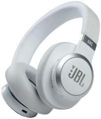 JBL Live 660NC slušalke, bele
