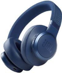 JBL Live 660NC slušalice, plave