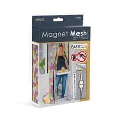 """Delight Magnetna mreža proti komarjem za vrata 100 x 210 cm - """"metulji"""""""