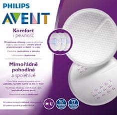 Philips Avent SCF254/61 prsní vložky 60 ks