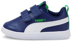 Puma Courtflex v2 V Inf_1 tenisice za dječake, 20, tamno plave
