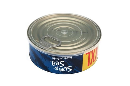 Sun&Sea Tuniak kúsky v slnečnicovom oleji 785 g, 1ks