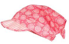 Maximo kapa za djevojčice sa šiltom, 45, ružičasta
