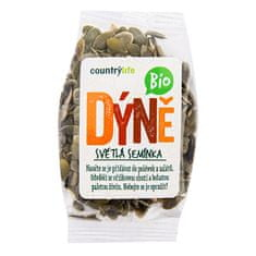 Country Life Dýňová semínka světlá 100g BIO COUNTRYLIFE