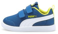 Puma Courtflex v2 Mesh V Inf tenisice za dječake, 21, plave