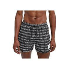 Calvin Klein Moške plavalne kratke hlače KM0KM00624-0GJ (Velikost XL)