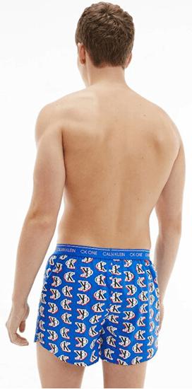 Calvin Klein 3 PACK - moške kratke hlače NB3000A -KM6